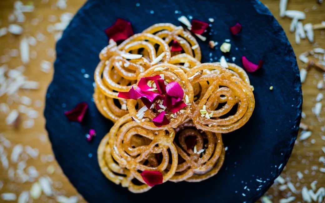The Diwali buffet will feature a live jalebi counter