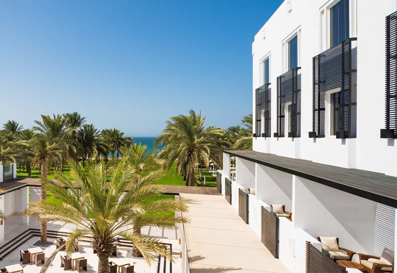 Photos: Take a look at the Chedi Muscat