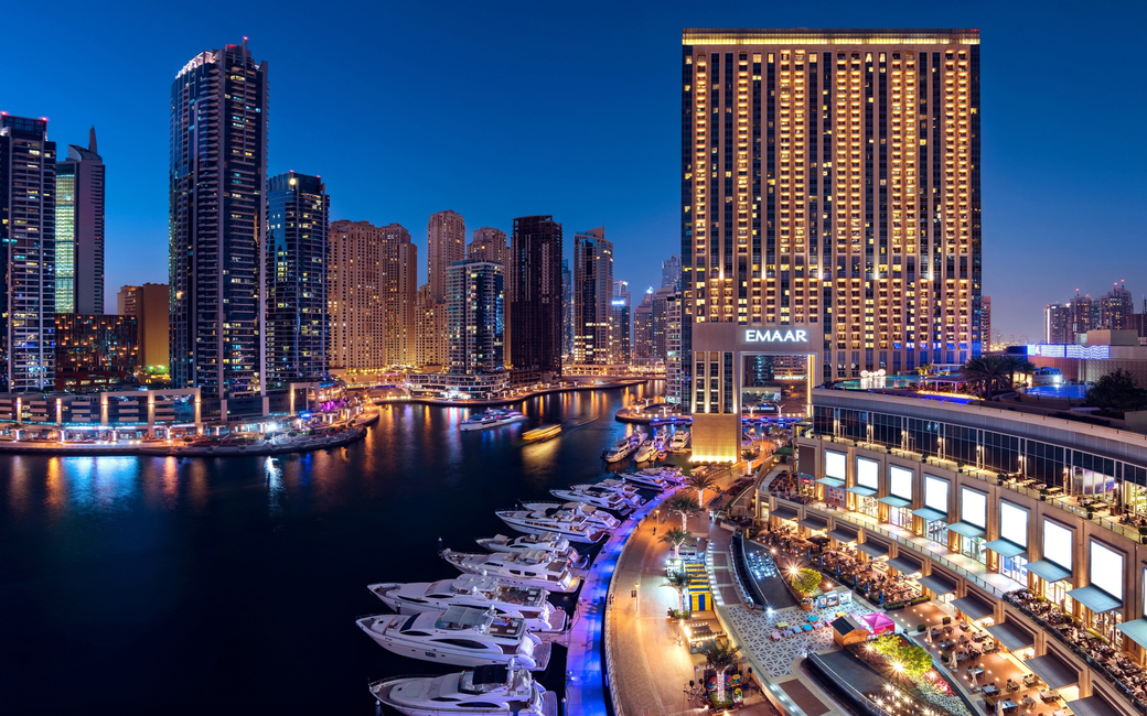 Address Hotels + Resorts, Vida Hotels and Resorts, Armani Hotel Dubai and other Emaar Hospitality Group restaurants and leisure facilities across the emirate will create experiences for visitors and residents