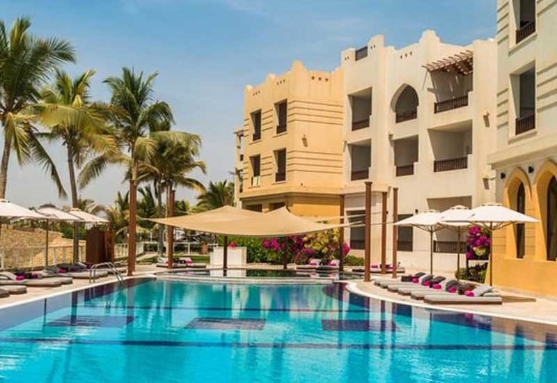 The sultanate also saw an increase of 18.9% in the number of guests