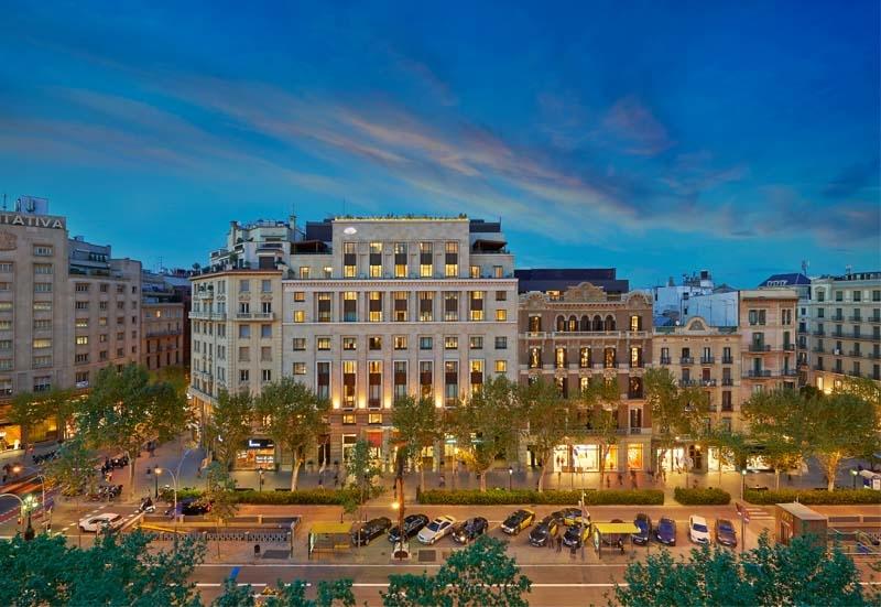 Single-use plastic, Mandarin Oriental Hotel Group