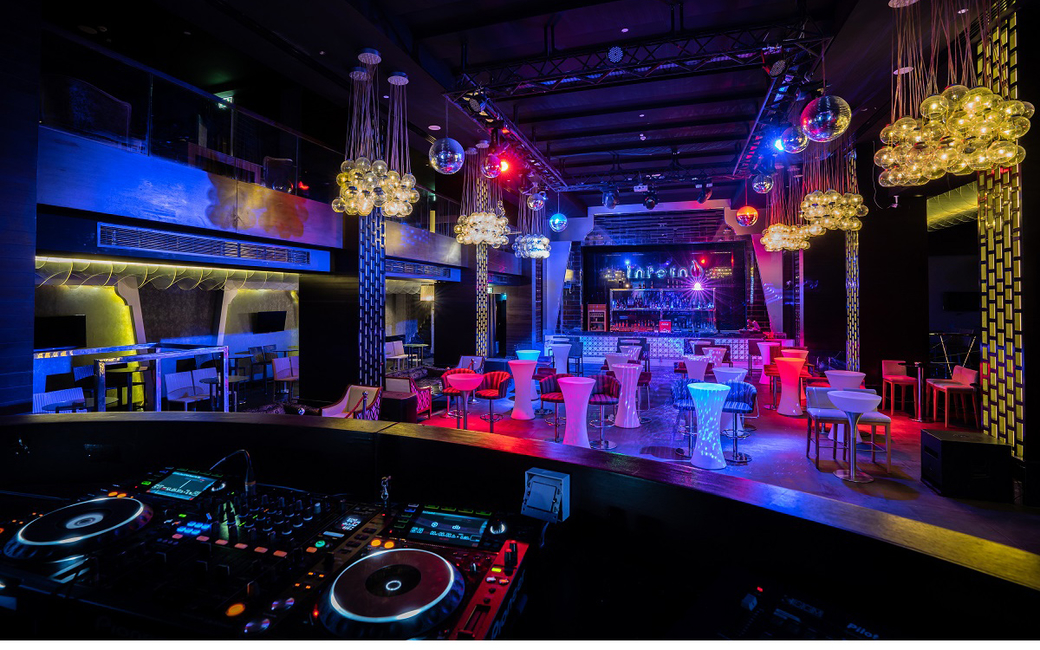 The property's Inferno Club will be hosting a Halloween party for adults