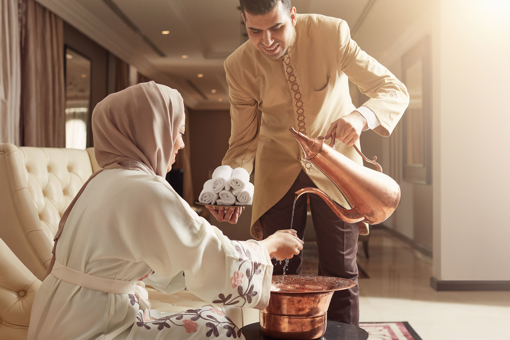 The second offer lets guests stay for three nights and pay for two at Shaza Al Madina