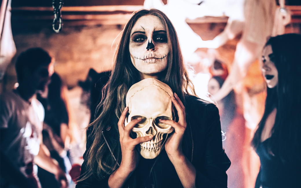 Guests who are dressed according to the Halloween theme will have a chance of winning an overnight stay at the property