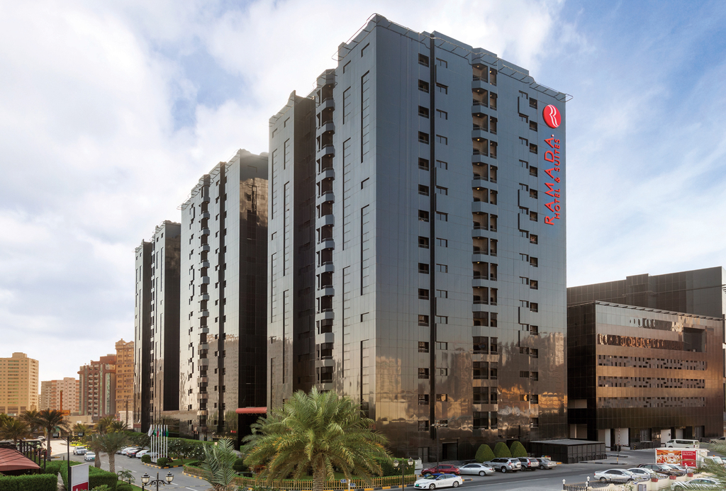 Ramada Hotel and Suites Ajman was named as a 'Complete Green Hotel', while Ramada Beach Hotel Ajman was recognised as 'Green Hotel & Resort'