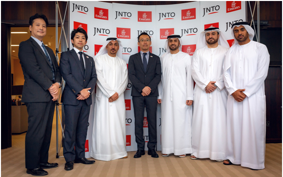 Prior to the signing of the MOC with Emirates, joint promotional seminars were also held with travel agencies in the UAE on October 29 and 30, 2019