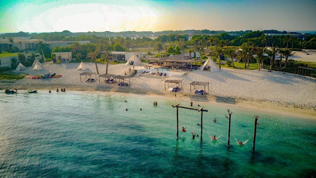Zaya Nurai Island will host a music festival