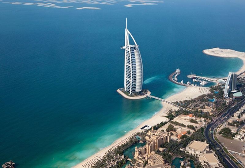 The Burj Al Arab was named 'World's Leading Luxury All Suite Hotel 2019'
