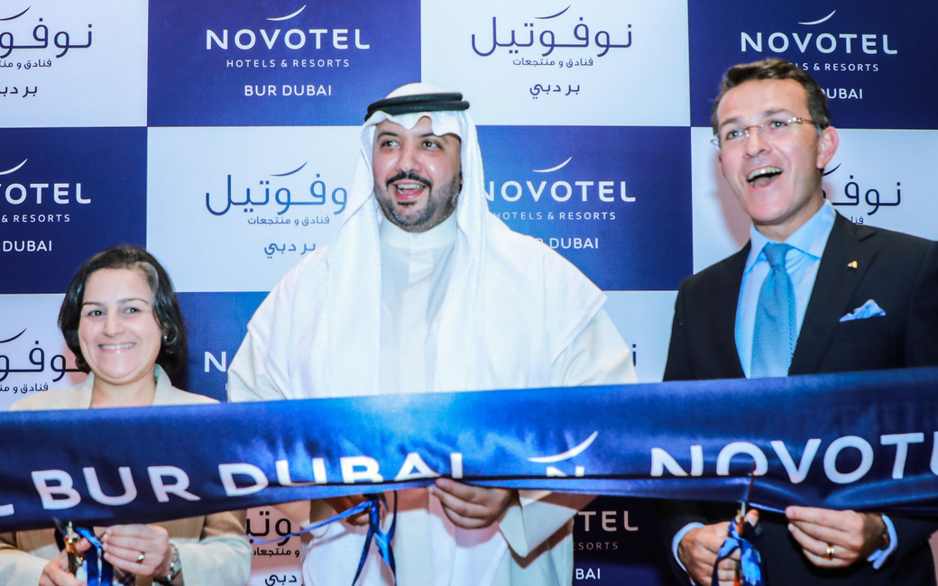 The chairman who is behind the opening of the first mid-economy hotel in Dubai Healthcare City said that UAE's medical tourism sales are pegged to achieve in excess of Dh14 billion next year