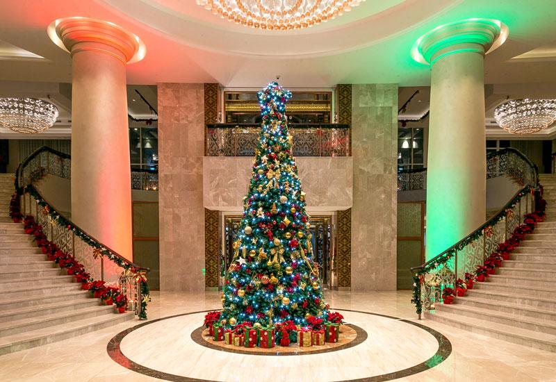 Waldorf Astoria Dubai Palm Jumeirah has announced its selection of F&B deals for the Christmas season