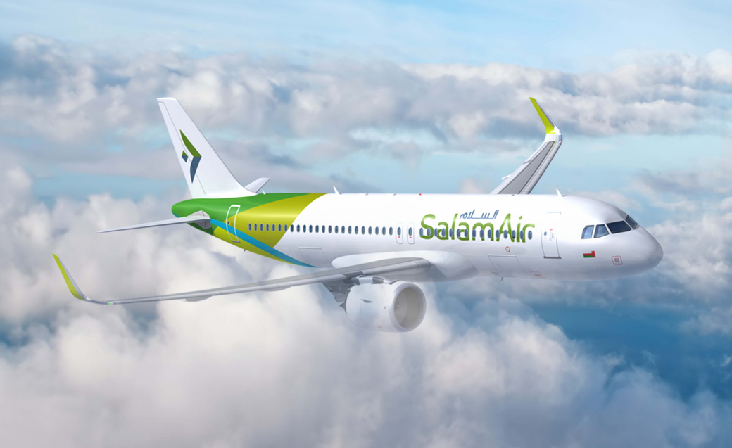 The new fleet mix will enable Salam Air to diversify its portfolio from short to medium haul carrier, it said in a statement