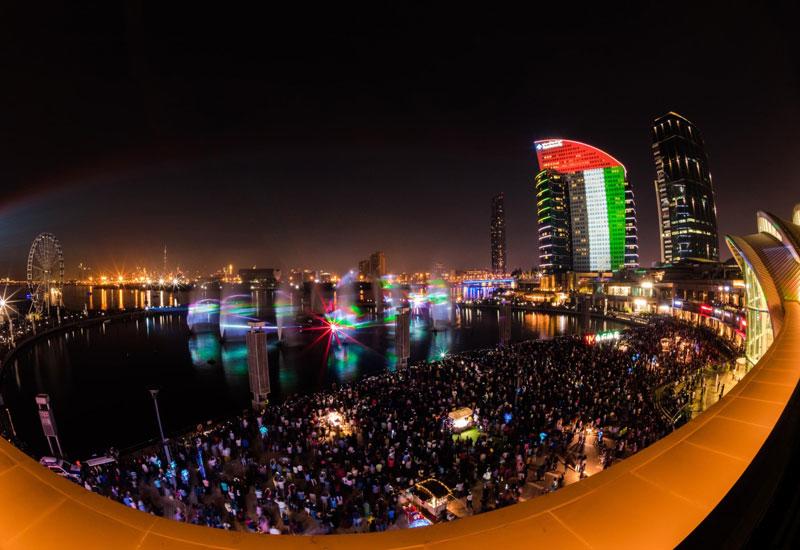 Dubai Festivals and Retail Establishment (DFRE) has unveiled the calendar of events for the UAE National Day