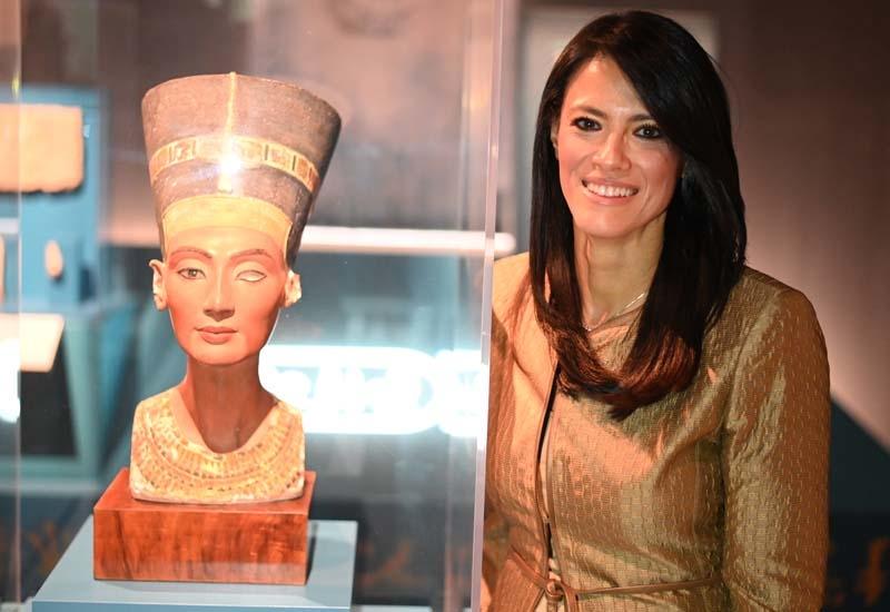 Dr Rania Al-Mashat
