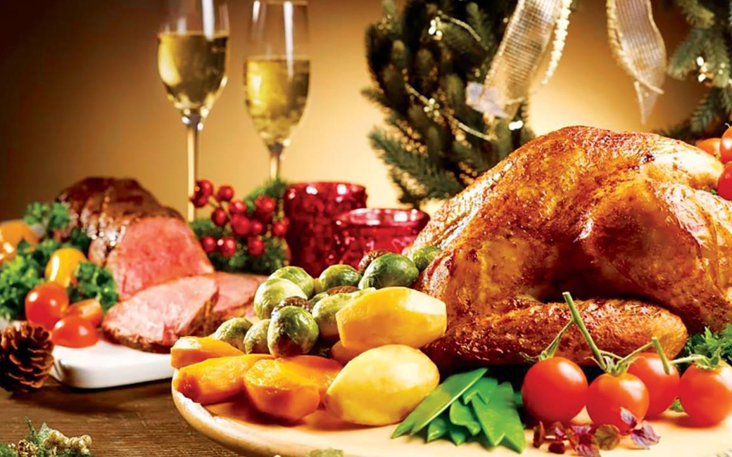 Festivities at the property include a Christmas brunch at Day & Night Restaurant and EXIT sports bar