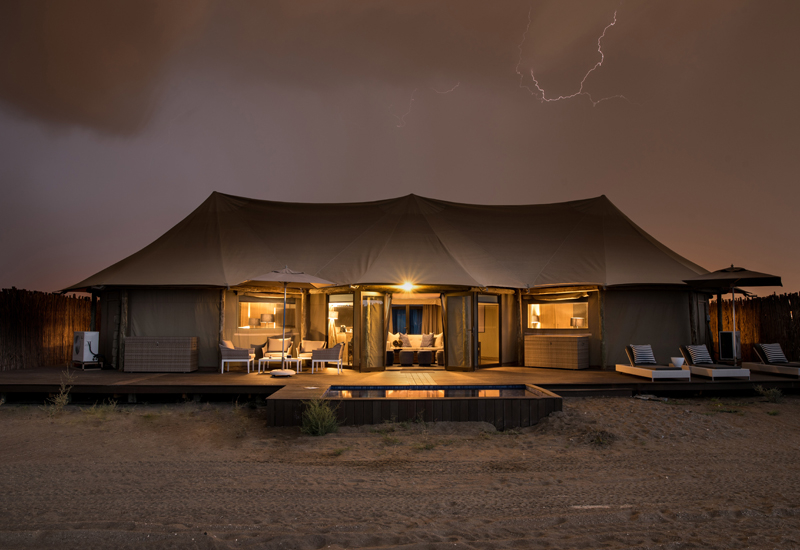 Sharjah Collection's Kingfisher Lodge