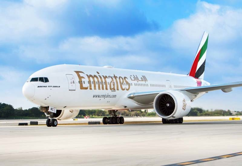 On February 10, Emirates cancelled four flights departing from Dubai