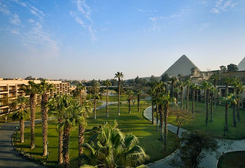 RevPAR growth in Egypt is expected to reach 30% this year