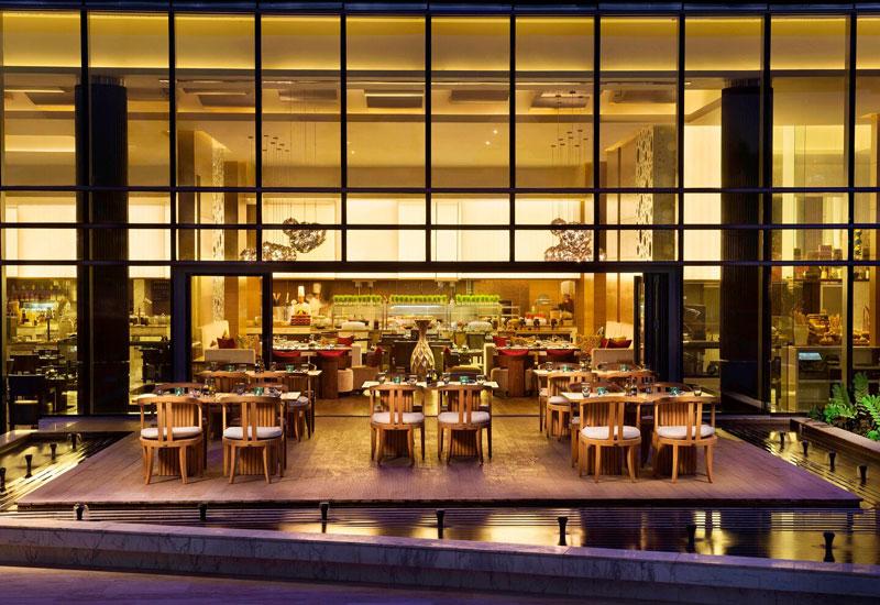 Marriott hotel al forsan, Abu dhabi, Christmas, New Year's Eve