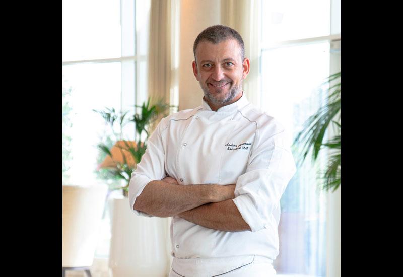 Chef Andrea Fioravanti