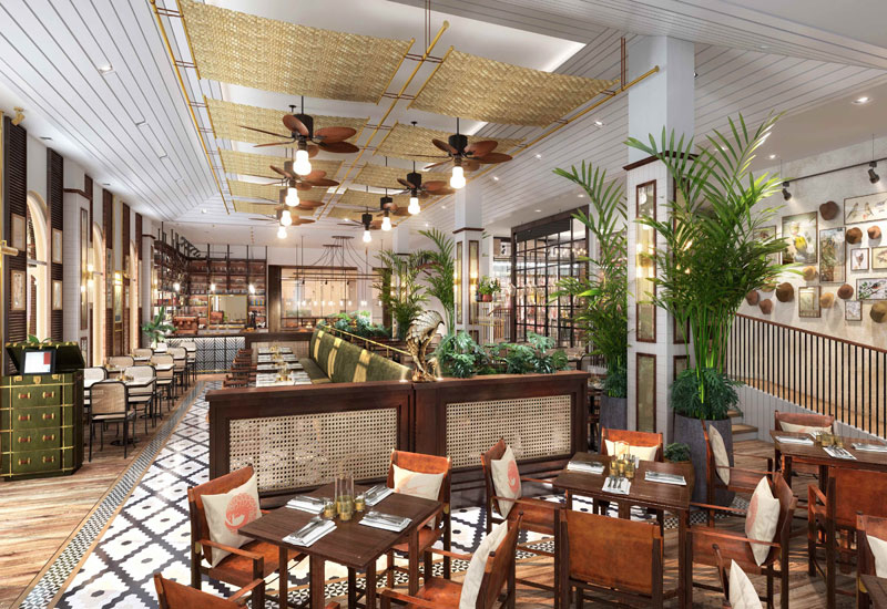 It's set to open at The Els Club in Dubai Sports City