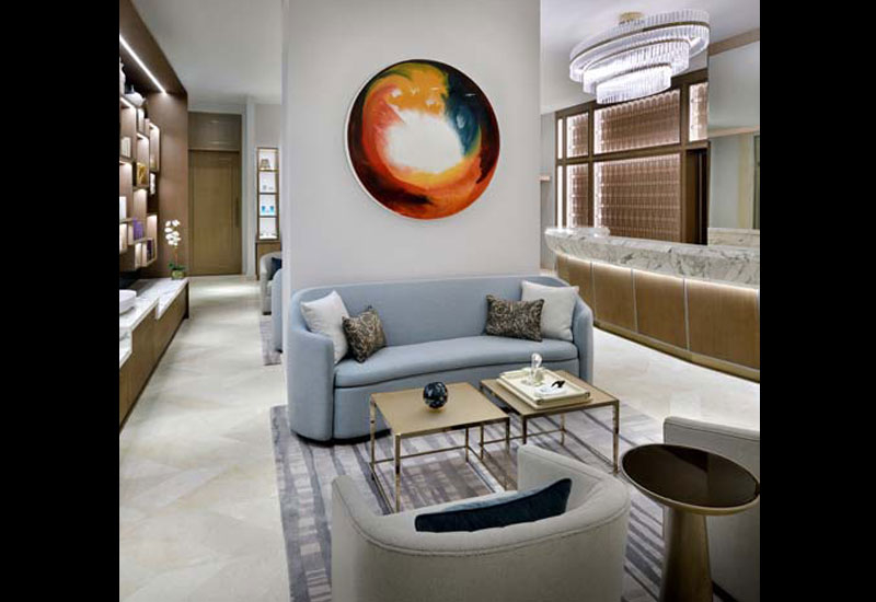 Address Dubai Mall's in-house spa