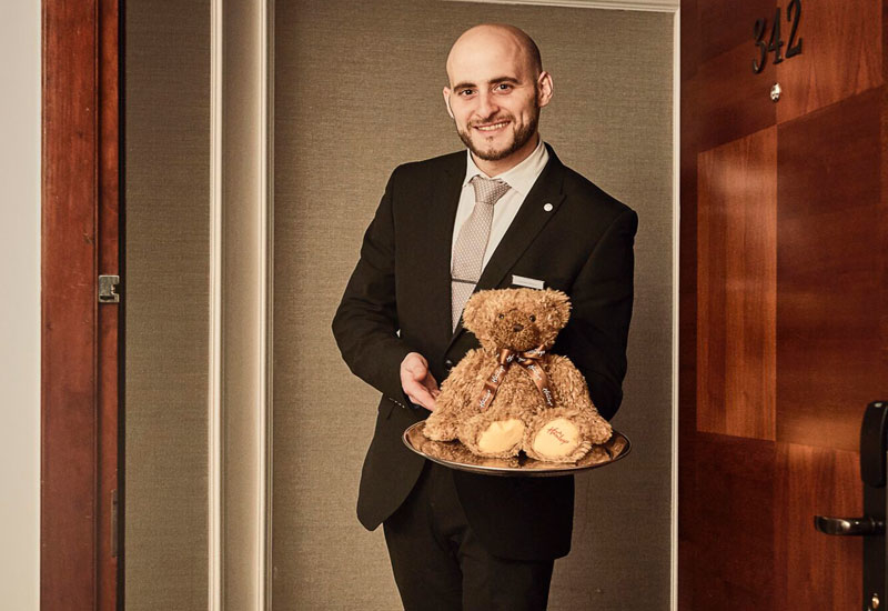The Teddy Bear Butler service is complimentary to all families when booking a suite direct