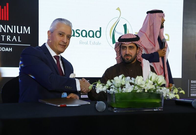 The property was signed in partnership with Hasaad Real Estate, at the Saudi Arabia Hospitality Investment Conference (SHIC)