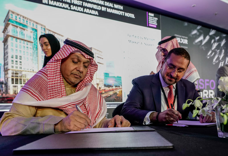 With the Saudi Vision 2030 and recent visa-changes, the announcements at the conference were far more leisure-focused than previous years