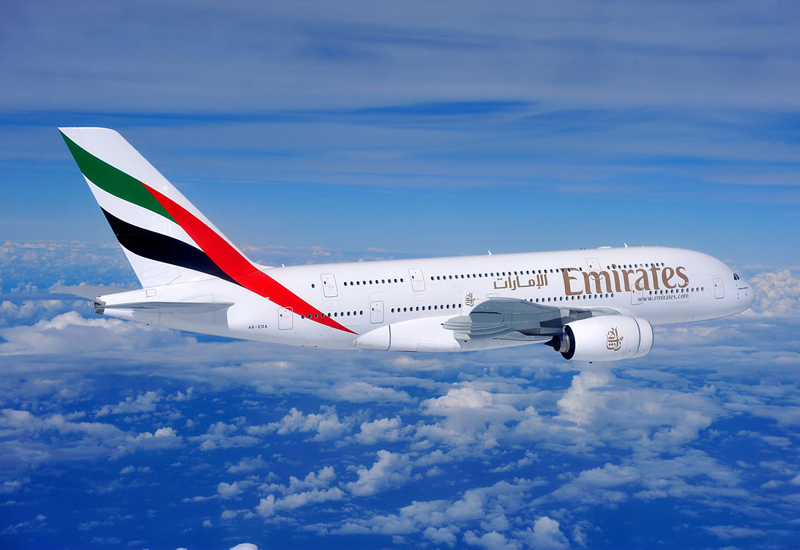 Dubai-owned Emirates received assurances for government support last month