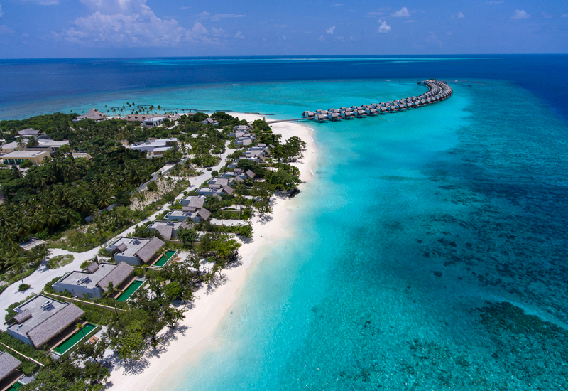 Sustainability is a core philosophy at Emerald Maldives Resort & Spa