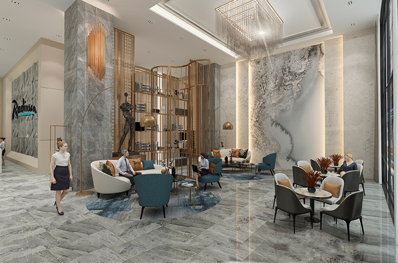 The property is expected to open in the third quarter of 2022 making it the group's 3rd Radisson branded property and Radisson Hotel Group's 15th hotel in Istanbul