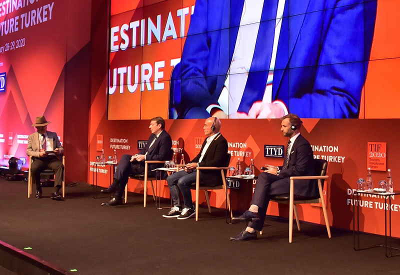 The announcement was made at the Turkish Tourism Investors Association TTYD in Istanbul