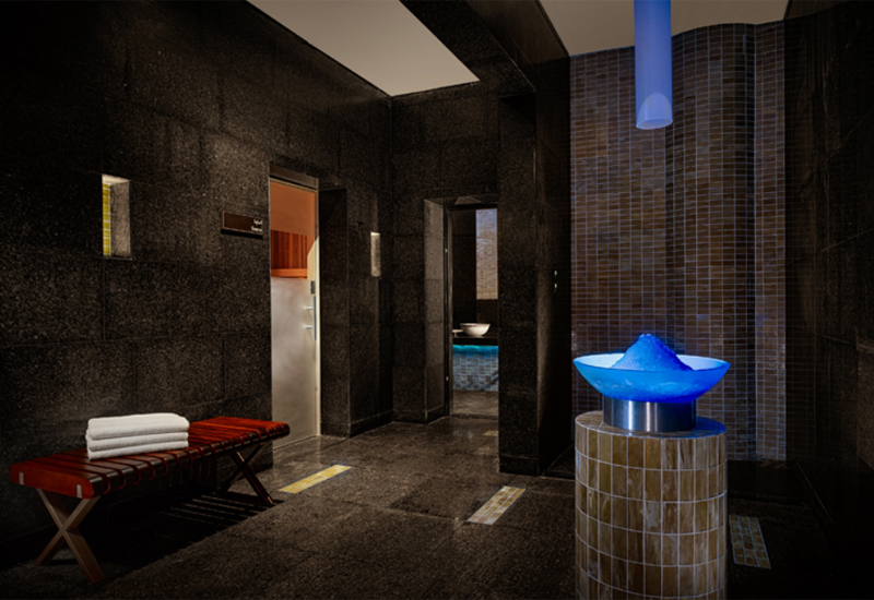 The Lum'a Spa is open daily from 10am to 10pm