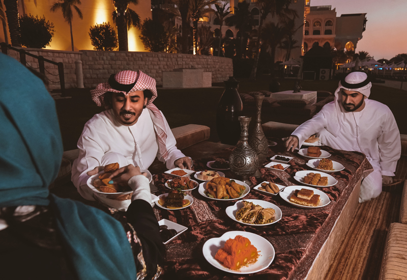 The Hikayat package starts from AED169 per person