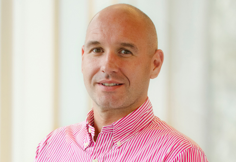 Fonterra sales director for the Middle East, Simon Penfold