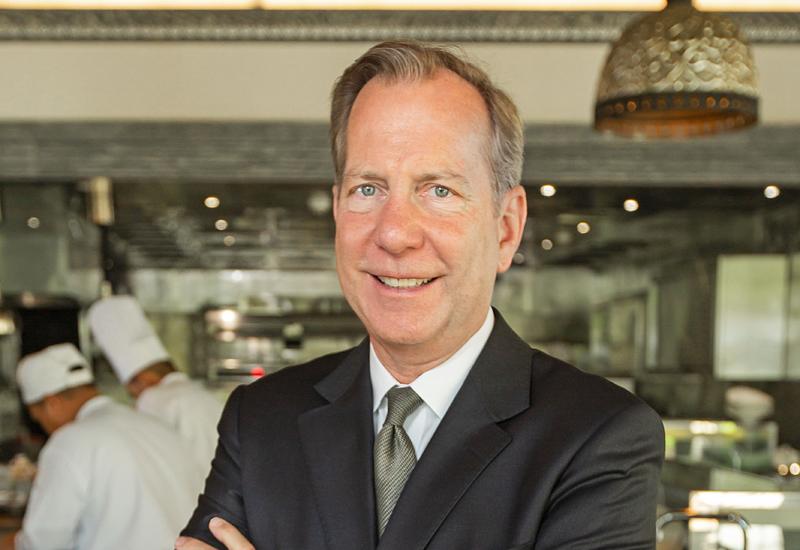 Michael Ellis, Jumeirah's chief culinary officer
