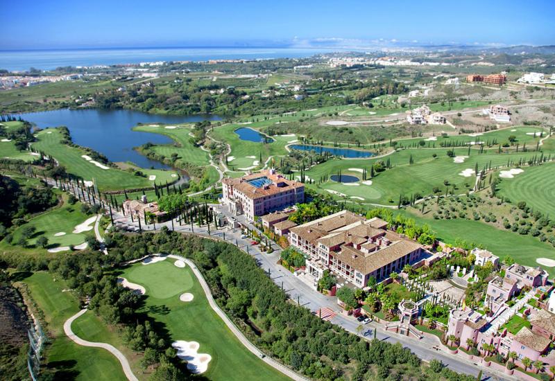 Anantara Villa Padierna Palace Benahavís Marbella Resort in Costa del Sol