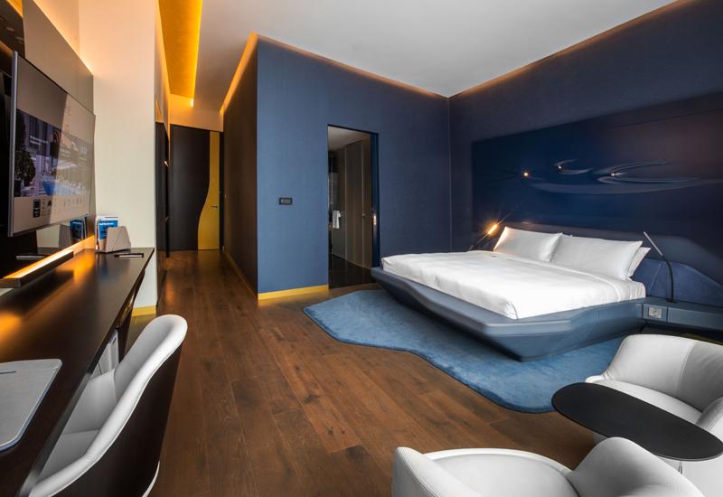 Photos: First look at ME Dubai rooms