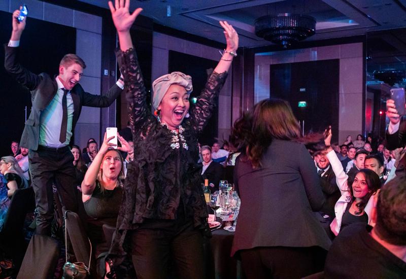 The Awards celebrated restaurants across the city