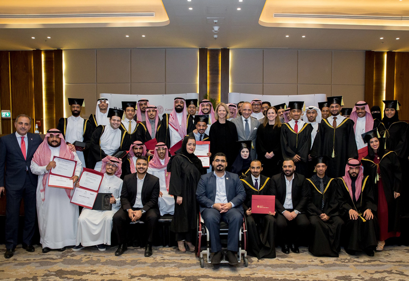 Tahseen has enrolled a total of 282 students across the region