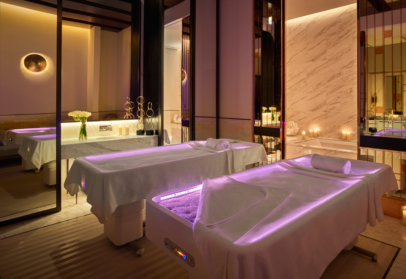The Ladies Afternoon comprises a 30-minute massage, along with a 30-minute experience in a sway bed