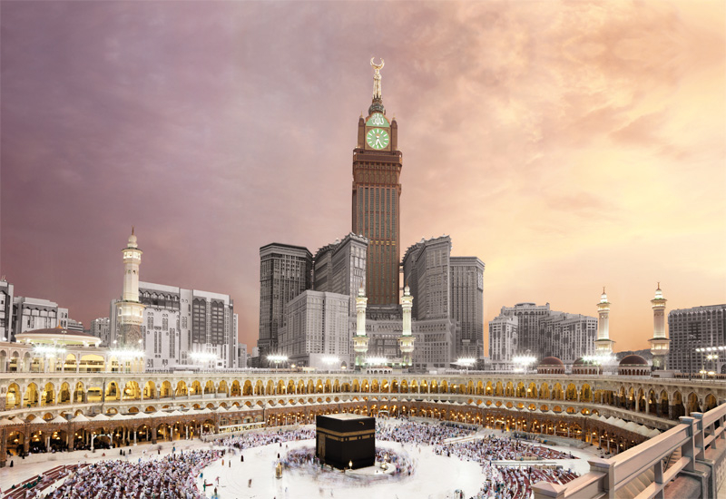 Umrah attracts tens of thousands of Muslims from around the world each month