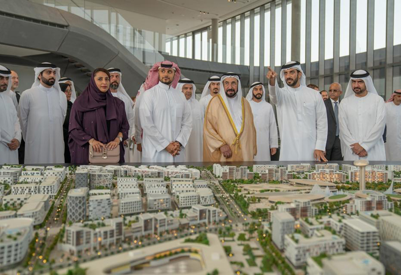 His Highness Sheikh Dr Sultan bin Mohamed Al Qasimi, Ruler of Sharjah