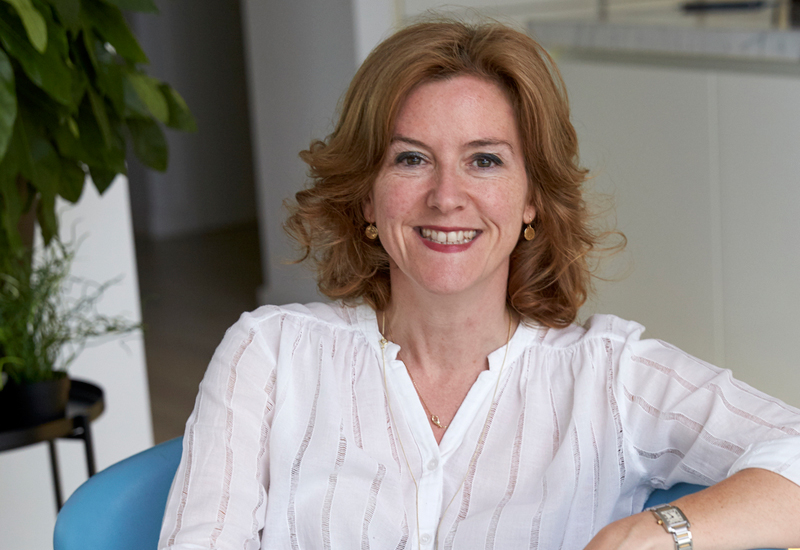 Claudia van der Werf