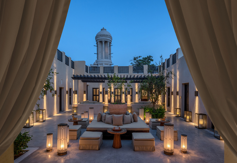 Prior to its opening, the boutique property was projected to have an AED200 million (US$55 million) value