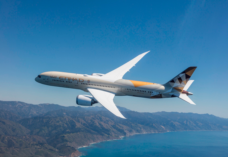 The flights out of Abu Dhabi will also support the UAE Food Security Programme