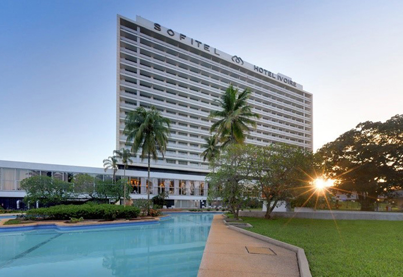 Sofitel Abijan Hotel Ivoire