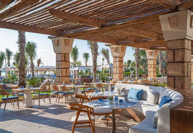 The Fish Bazaar package is priced at AED205 with food or AED250 with additional beverages