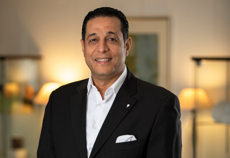 Time Hotels CEO Mohamed Awadalla