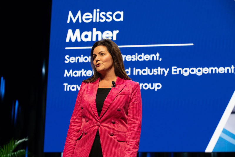 Expedia Group chief inclusion officer Melissa Maher